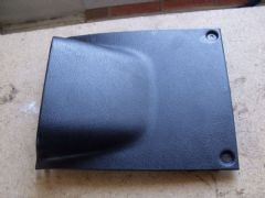 MAZDA MX5 EUNOS (MK1 1989 - 97) BLACK LOWER STEERING COLUMN COVER